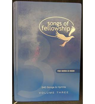 Songs of Fellowship - Volume Three (with CD)
