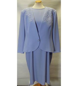 Condici Size 20 Pale Blue Mother of the Bride/Groom Set