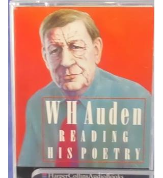 W. H. Auden Reading His Poetry