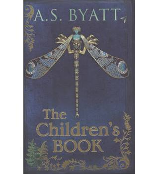The children's book 1st edition 1st printing