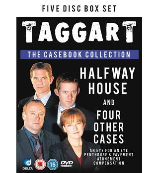 Taggart The Case Book Collection Half Way House and Four Other Cases 15