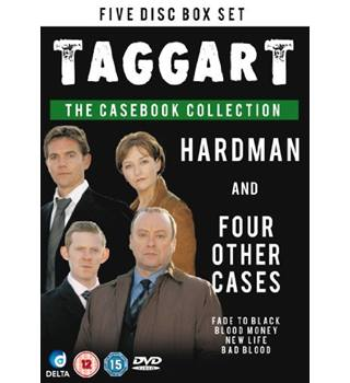 Taggart The Case Book Collection Hardman and Four Other Cases 12