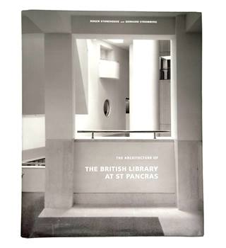 The architecture of the British Library at St. Pancras