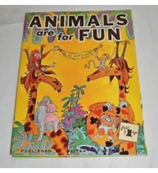 Animals are for Fun
