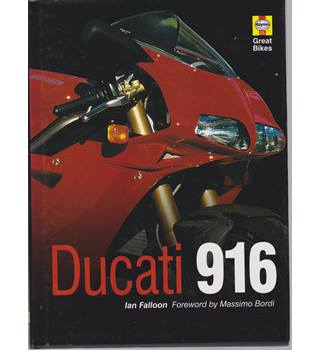 Ducati 916 - Haynes Great Bikes