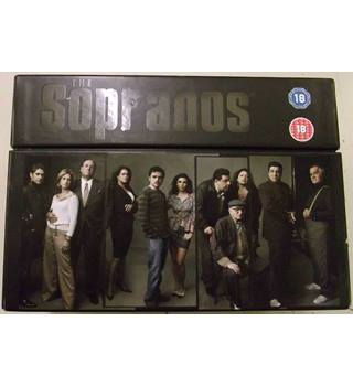 THE SOPRANOS THE COMPLETE SERIES 18