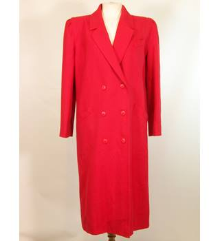 Admyra - Size: 12 - Red - Smart jacket / coat