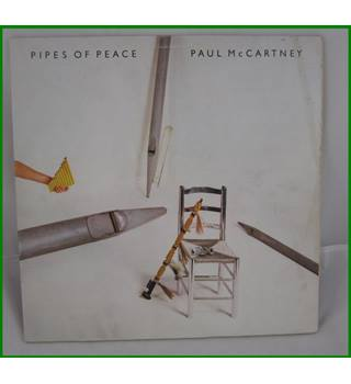 Paul McCartney - Pipes of Peace - PCTC  1652301