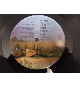 Pink Floyd - 'The Final Cut' Vinyl LP Pink Floyd