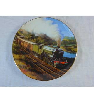 Royal Doulton Flying Scotsman limited edition plate