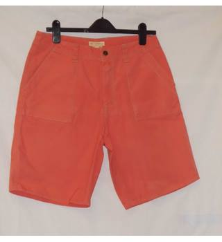 Royal Robbins - Orange - Cargo shorts-14