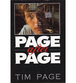 Page After Page - Tim Page - First Edition, 1988