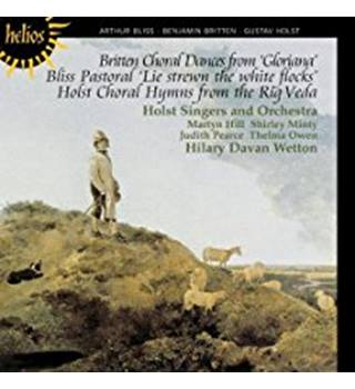 Bliss, Britten and Holst - Various artists