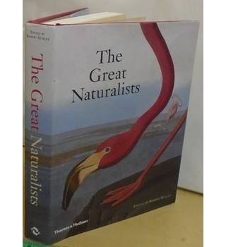 THE GREAT NATURALISTS.    Edited by Robert Huxley