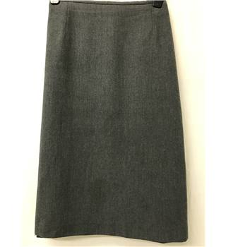 Klass collection - size: 18, grey knee length skirt
