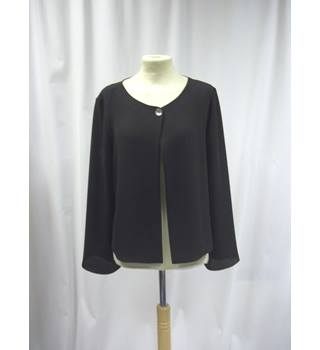 Next - Size: 8 - Black - Long Sleeved Top