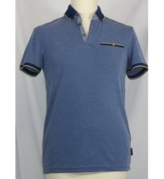 BNWT Ted Baker-Size 2-Navy-Polo Shirt.