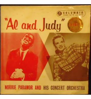 Al And Judy - Norrie Paramor And His Concert Orchestra - ESG 7757