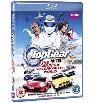 TOP GEAR THE WORST CAR IN THE WORLD... EVER! 12