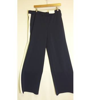 Next navy jogging bottoms size XL regular BNWT Next - Size: XL - Blue