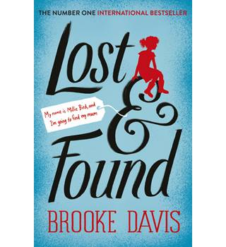 Lost and found SIGNED COPY