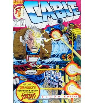 Cable : Blood & Metal Part 1 - October 1992