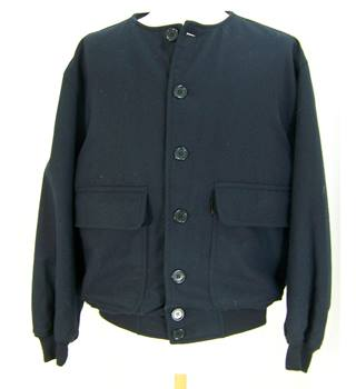 Paul & Shark Yachting - Size: M - Navy - button front Jacket