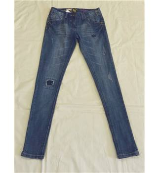 BNWT Red Herring size 8 blue skinny jeans