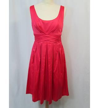 BNWT Hot Options - Size: 14 - Red - Sleeveless Cocktail dress
