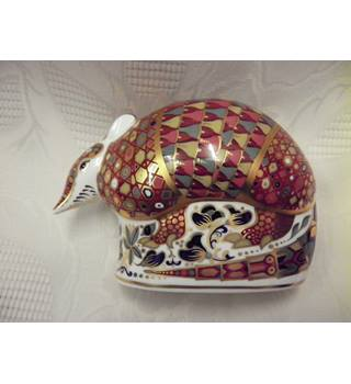 Royal Crown Derby ARMADILLO
