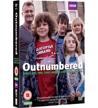 Outnumbered Series 1-4 12