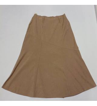 Saloos Collection Size 12 Sandy Skirt