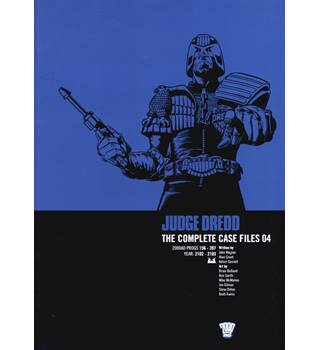Judge Dredd : The Complete Case Files 4