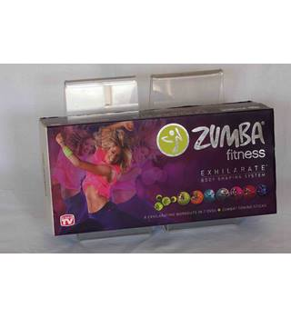 Zumba Exhilarate Body Shaping System High Street TV