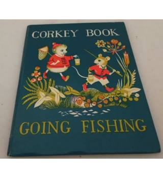 Going Fishing - Corkey Book