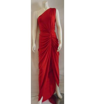Gorgeous Couture - Size: S - Red - Dress