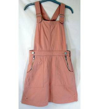 Cooperative - Size: S - Pink - Dungaree dress