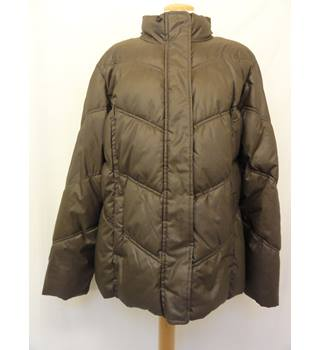 Gap - Size: XL - Brown - Casual jacket / coat