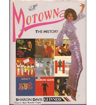 Motown - The History by Sharon Davis