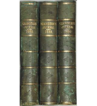 Chambers's Journal of Popular Literature - Science and Arts. 1888, 1889, 1890.
