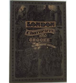 London Characters & Crooks - Folio 1996