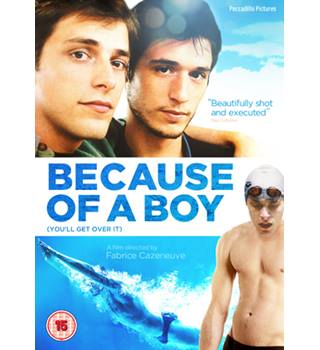 Because of a Boy (YOU'LL GET OVER IT) DVD 15