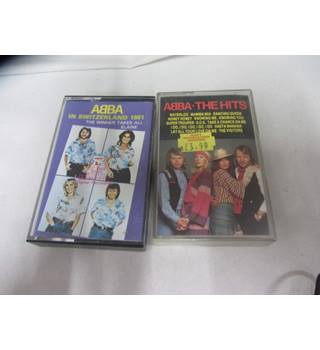 VINTAGE RARE ABBA IN SWITZERLAND 1981 CASSETTE