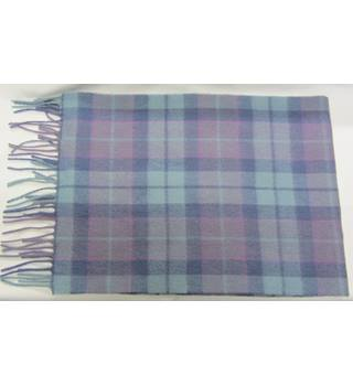 BNWT James Pringle Weavers - Size: Not specified - Blue - Scarf