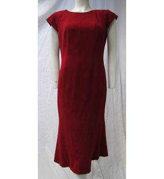 Red Dress from Linea Size 14 Linea - Size: 14 - Red