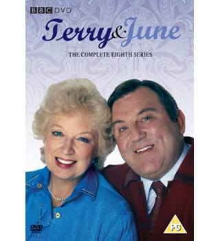 TERRY AND JUNE THE COMPLETE EIGHTH SERIES - VOLUME 1 PG