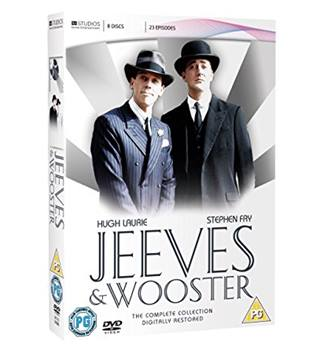 Jeeves and Wooster - Complete Collection PG