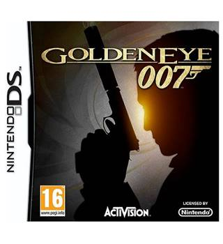 Goldeneye 007 , Nintendo DS