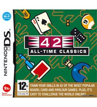 42 All Time Classics , Nintendo DS