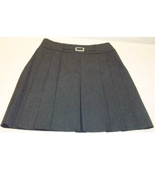 M&S Marks & Spencer - Size: 3 - 4 Years - Grey - Knee length skirt